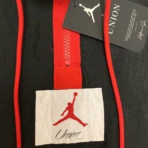 8aa3ee41709016 Jordan Sweaters - NIKE AIR JORDAN x UNION LA VINTAGE PULLOVER JACKET